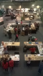 AIA-MOS Archaeology Fair, Day 2