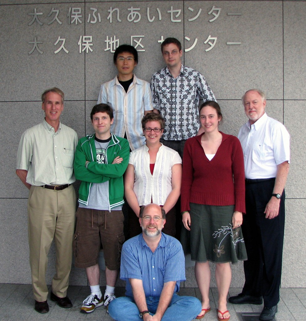 BU Super-K Group 2007